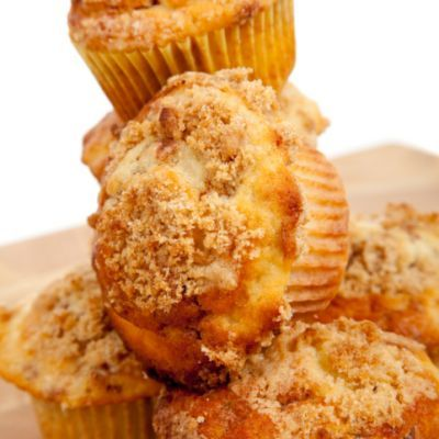 Best Cinnamon-Streusel Cider Muffins Ever | Favorite Recipes ...