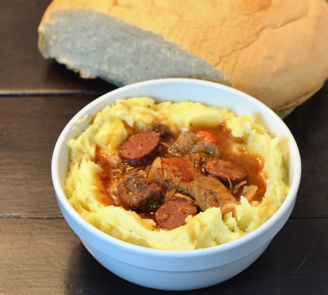 Authentic Polish Hunter's Stew Dairy Free (could be GF if use GF flour ...