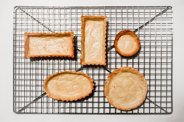 pate brisee - tart shells | bakery ideas | desserts | Pinterest