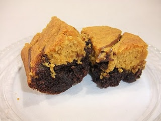 Pumpkin swirl brownies | Recipe's from Aunt Peg's Recipe Box | Pinter...