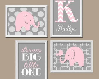 Pin by michelle garcia on baby ideas pinterest for Baby girl nursery paintings