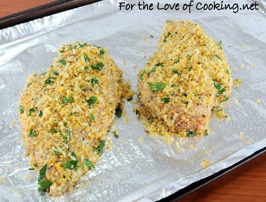 Mustard and bread crumb Chicken breasts | Chicken/Fowl | Pinterest