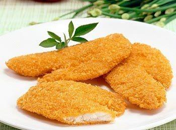 Gluten Free Chicken Schnitzel | food | Pinterest