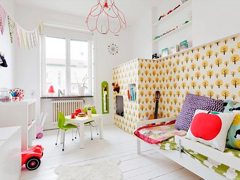 Kinderkamer-inspiratie-19  munchkin*  Pinterest