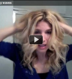 Watch How to Make Beachy Waves Even Better With An EasyDIY video