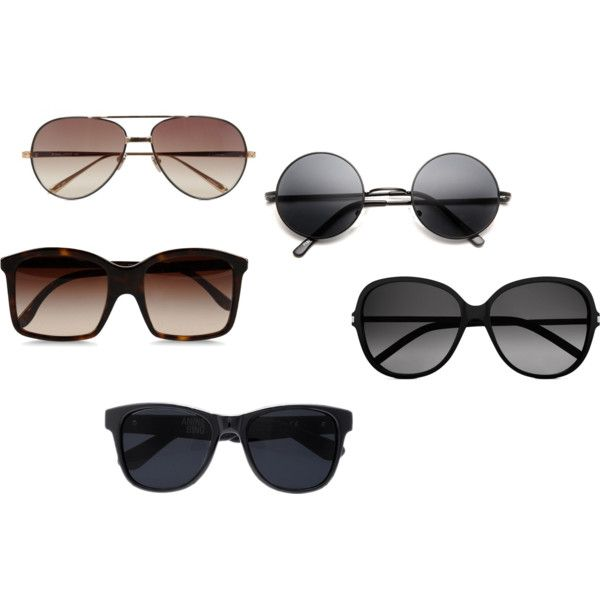 """""""Sunglasses for Faceshape"""" by Dulcet Style Image Consultants"""