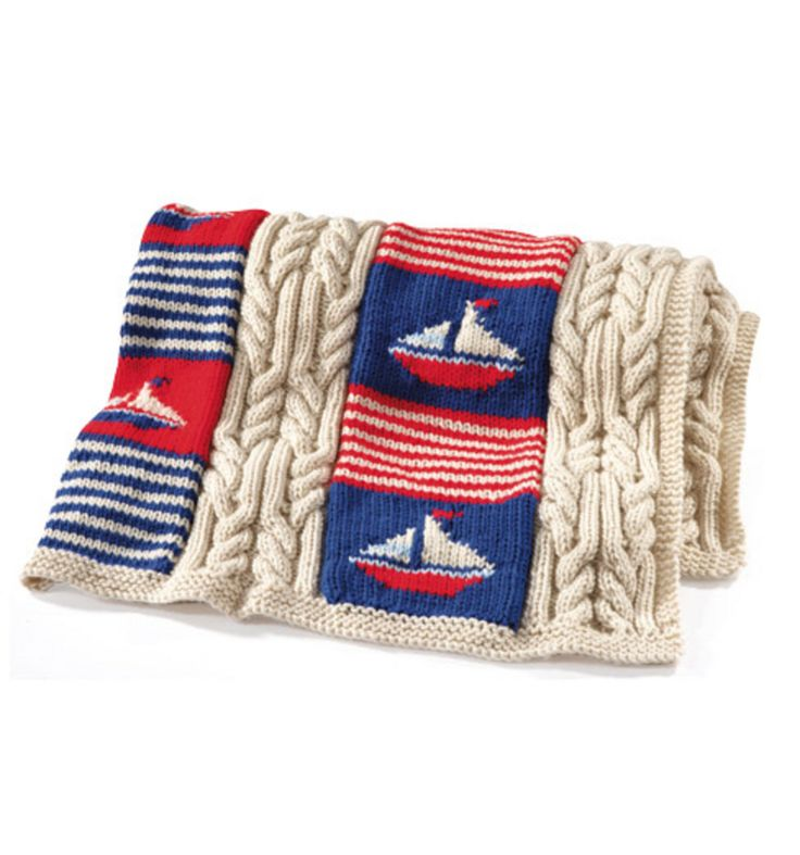 Crochet Patterns Nautical : Nautical Afghan Oh so fancy... Pinterest