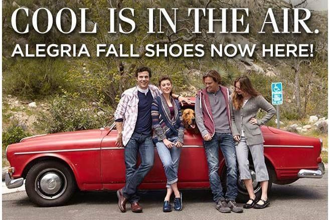 Alegria Fall Shoes are Here! | Alegria Cherokee Store - Charlotte, NC