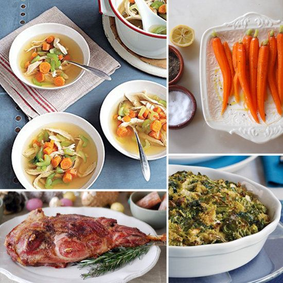 8 Healthy Recipes for a Savory Passover Supper