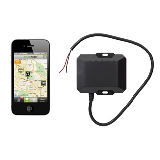 iphone gps vehicle tracking