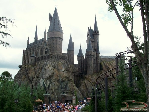 Wizarding World of Harry Potter at Universal Studios in Orlando, FL places-i-want-to-go