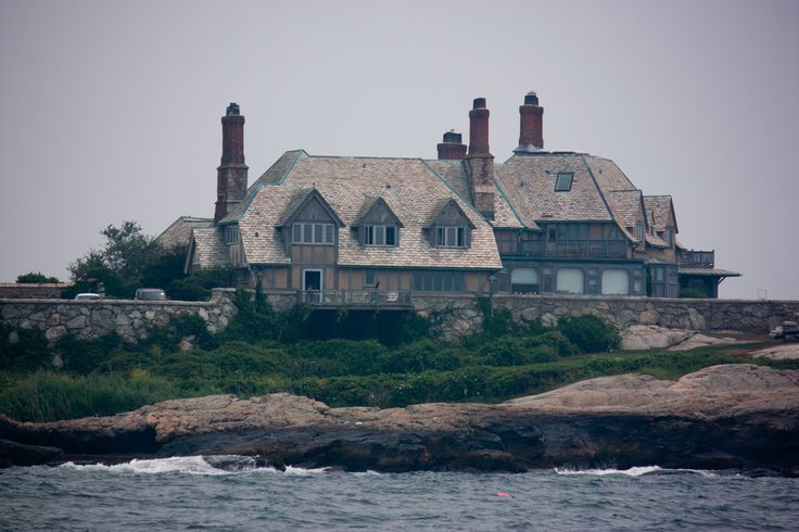 New England Coast Manors Mansions Nice Fancy