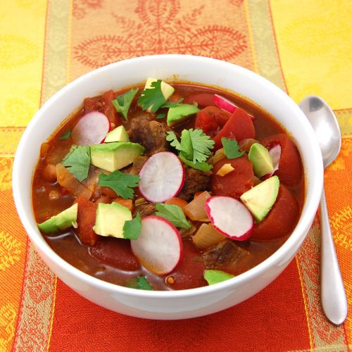 Beef and Pinto Bean Chili | Main Dishes - Beef, Pork, & Sausage | Pin ...