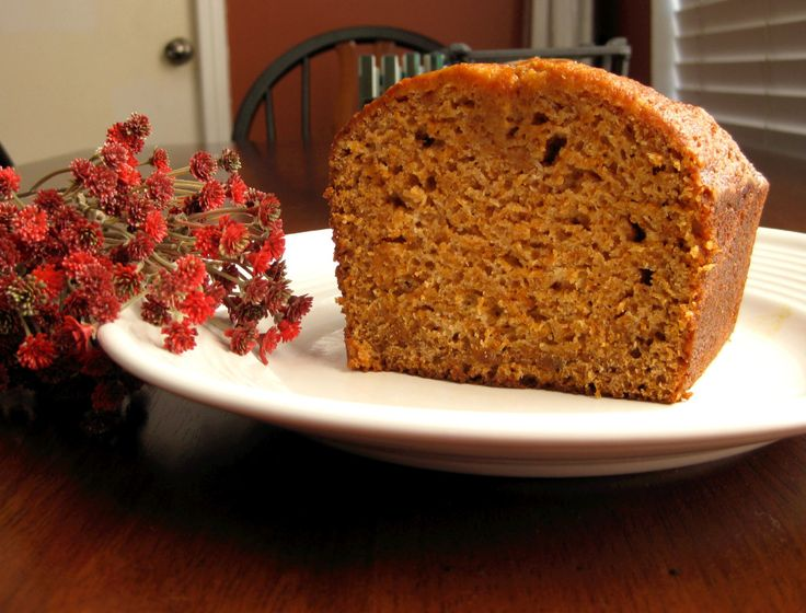 Best pumpkin bread!!! Downeast Maine Pumpkin Bread (full recipe)
