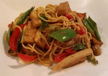 Gluten Free Tofu Stir-fry | Recipes | Pinterest