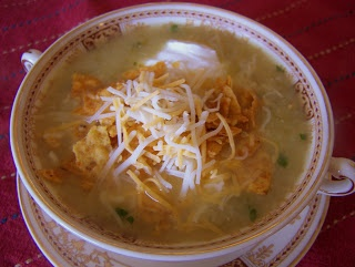 White Chili | Soon to be... My Favorite Recipes | Pinterest