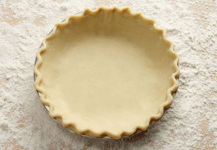 how to make pie crust with butter
