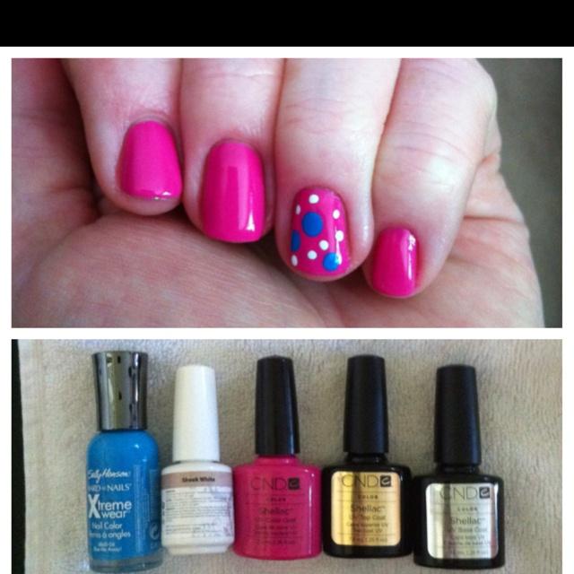 DIY gel manicure | My Style | Pinterest