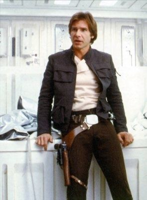 han solo dans son vaisseau star wars pinterest. Black Bedroom Furniture Sets. Home Design Ideas