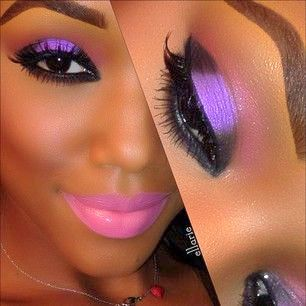 PERFECT MAKE UP #AFRICAN AMERICAN WOMEN.......CHECK OUT MORE ON DAILY BLACK BEAUTY EXCLUSIVES ON FACEBOOK!!!