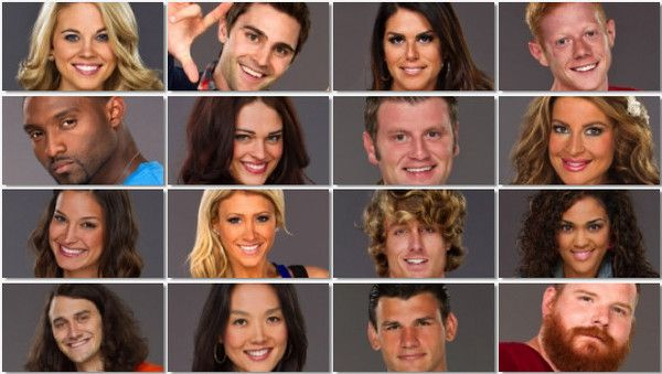 Big Brother 15 Cast Members | Big Brother' 2013: Cast photos of the ...