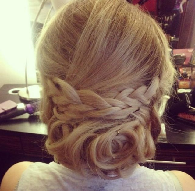 Wedding hair | Wedding Ideas | Pinterest