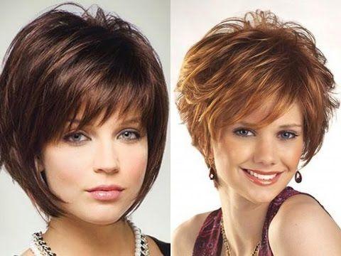 Стрижки на коротких и тонких волос
