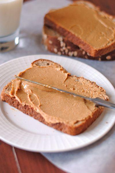 Homemade Honey-Roasted Peanut Butter | Recipe