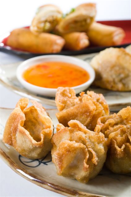 how to cook fried chinese dumplings