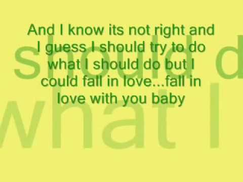 when i fall in love letra: