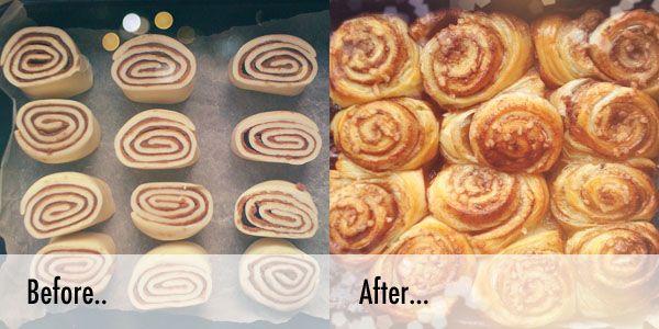 puff pastry swirls brown sugar and walnut puff brown sugar and walnut ...
