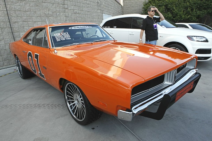 Dodge Charger R T General Lee Motor Pinterest