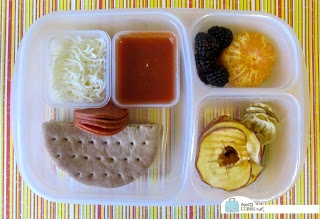 Make ahead lunchable-pizza style | Cannon would love... | Pinterest