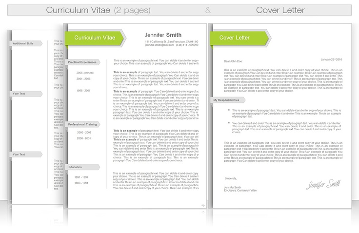 professional document template .