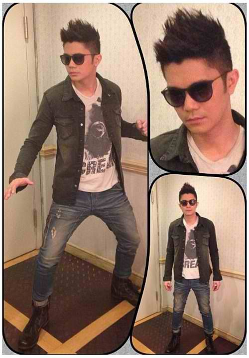 vhong navarro fashion style love of my life pinterest