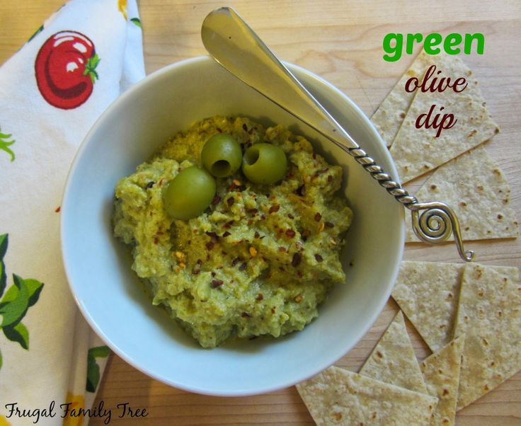 Portuguese Green Olive Dip Recipes — Dishmaps