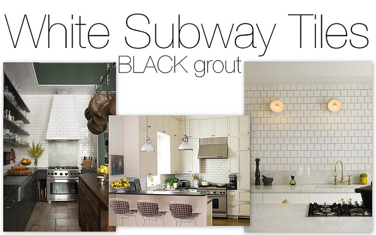 Kitchen | Subway tiles
