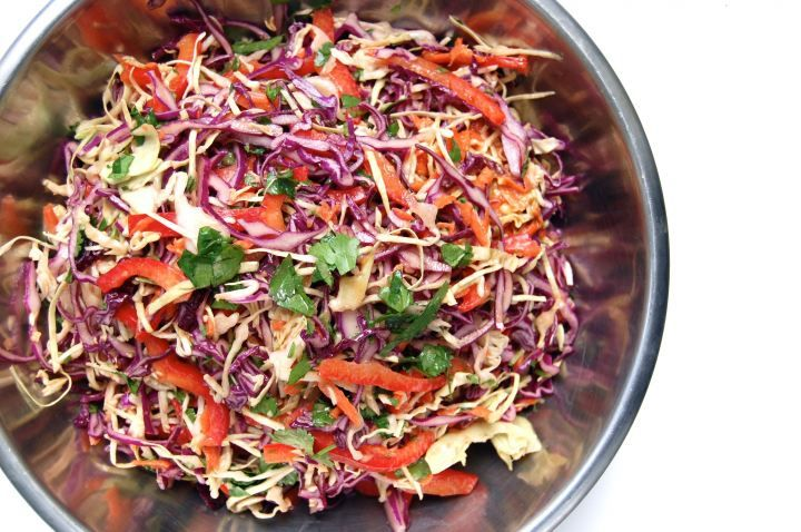 Cabbage Peanut Salad Recipe I love cabbage and peanuts this sounds ...