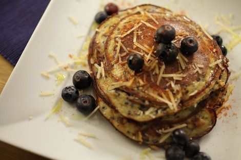 Fabio's Perfect Savory Pancakes | Shine Food - Yahoo! Shine