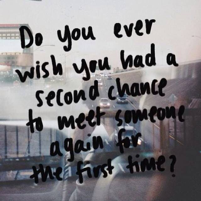 2nd chance love quotes quotesgram