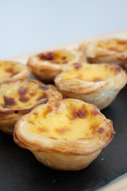 Portuguese custard tarts. The Liberty of Norton Folgate, Bishopsgate ...