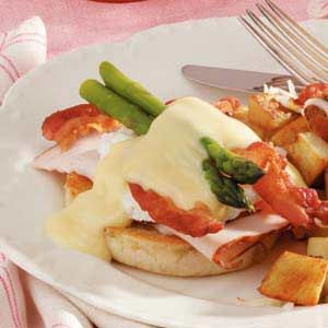 Turkey Eggs Benedict | Recipe