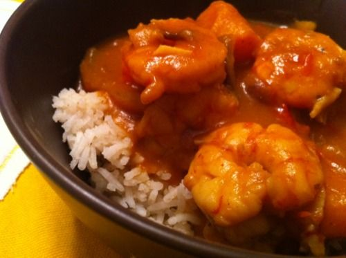 Pumpkin Shrimp Curry | Pumpkin Everything | Pinterest