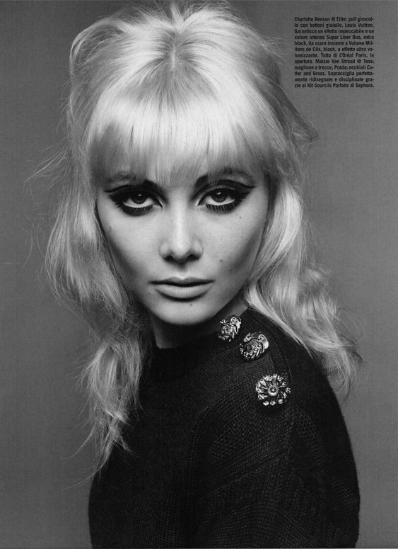 60s hair and makeup my style pinterest