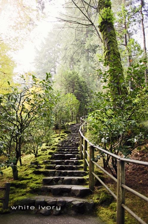 Japanese Garden Portland Oregon Travel And Landscape