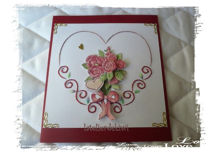 pin by marie christine belinha on scrap st valentin
