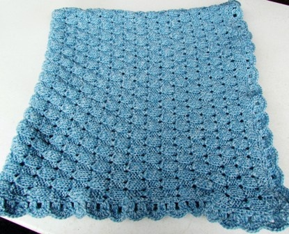 Crochet Baby Blanket Patterns Worsted Weight Yarn : Pin by Pampered Chef Lady on Knit/Crochet Pinterest
