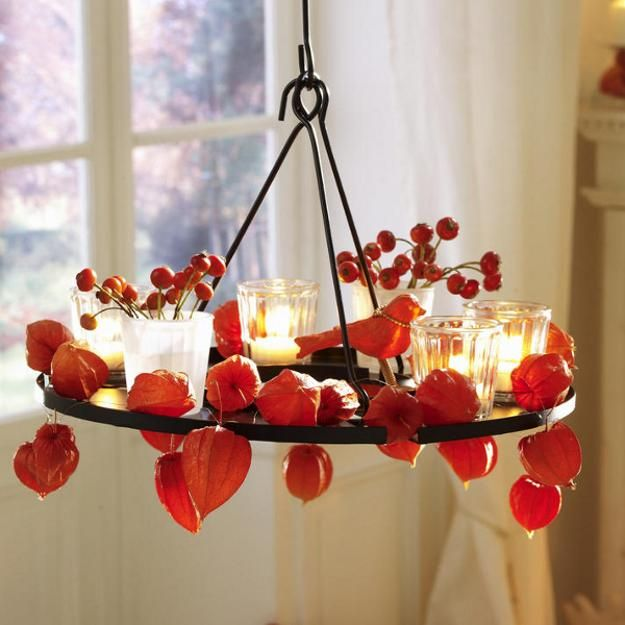 22 Simple Fall Crafts and Thanksgiving Decorating Ideas Inviting ...