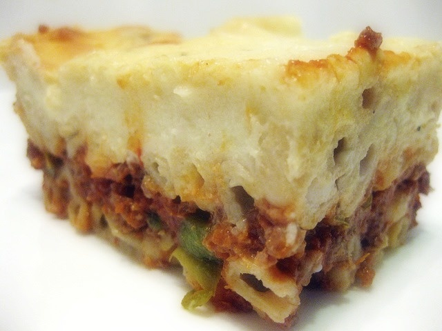 Pastitsio (Greek Lasagna) | Brenda's Canadian Kitchen