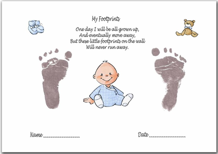 father's day craft ideas footprints